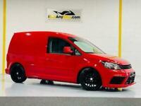 Volkswagen Caddy C20 2.0 TDI ! GOLF R-SPEC ! 6 SPEED ! FRESH BELTS ! STUNNING !