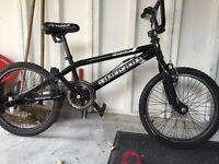 Falcon bmx stunt bike like new hardly used only £30 !