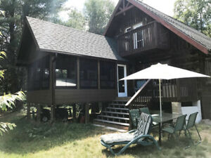 Cottage and glamping rental at Three Brothers Falls