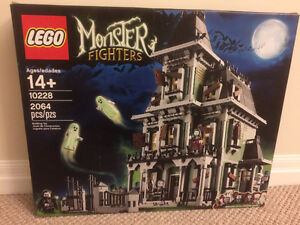 New Lego Monster Fighters Haunted House and Others (10228 +) London Ontario image 2
