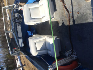 16 Foot Speed Boat and Trailer