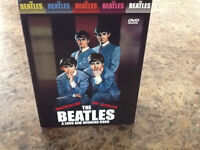 The Beatles DVD boxed set