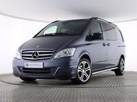 2014 Mercedes-Benz Vito 3.0 122CDI Dualiner Sport Compact Panel Van 5dr