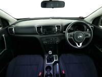 2018 Kia Sportage 1.7 CRDi ISG 1 5dr - SUV 5 Seats SUV Diesel Manual