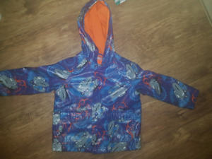 Cars 2 raincoat