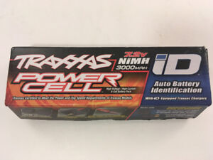Traxxas 2922X Battery, 3000 mAh Power Cell (6-C Flat)