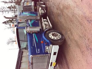 Heavy spec truck