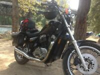 Reduced Price!! 1985 Honda Shadow