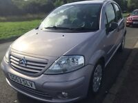 Citroen C3 hdi sx 1.4 diesel £30 year road tax
