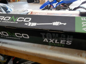 NEW HD ATV AXLES   Lowest price 1 Call today  613-925-5149