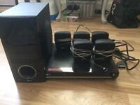 LG 5.1 DVD Home Cinema System (No Remote) Open to Offers