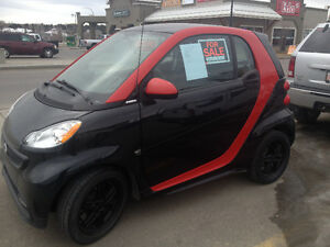 2013 Smart Fortwo Passion Coupe (2 door)