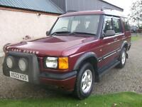 Land Rover Discovery 2.5Td5 2000 Td5 GS (5 seat) Storry 4x4