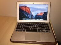 MacBook Air(11-inch mid 2011) very good condition for sale