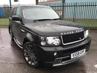 Land Rover Range Rover Sp Hse Tdv8 Tdv8 Hse E4 Estate 3.6 Automatic Diesel