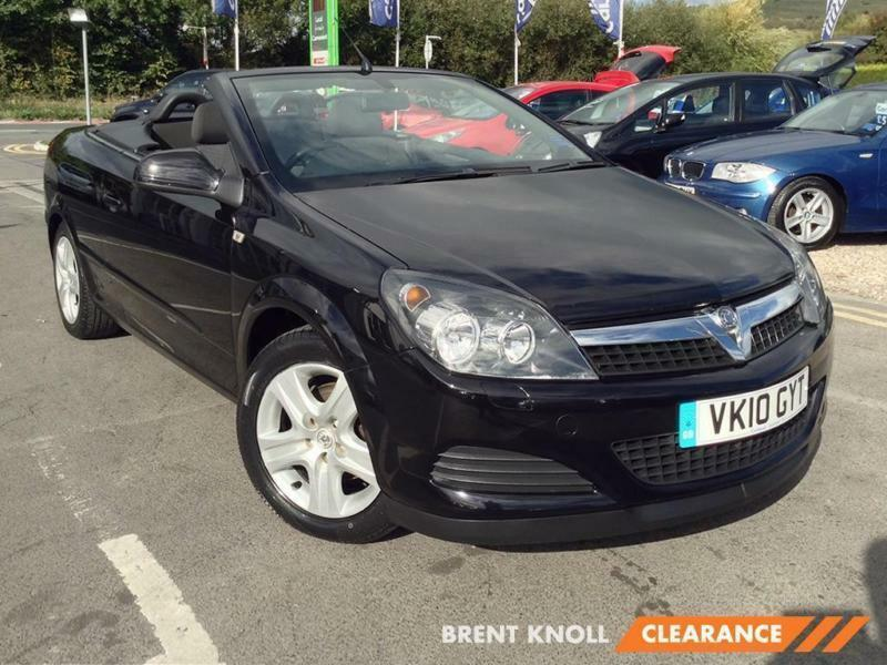 2010 VAUXHALL ASTRA 1.6 16V Air 2dr