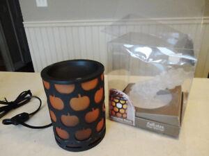 Fall Thanksgiving - Halloween Pumpkin Patch Wax Warmer Aroma Pot
