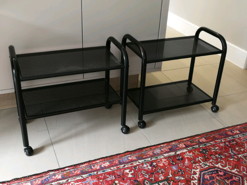 Small Office Tables On Wheels
