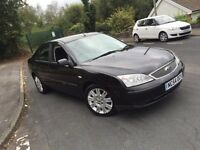 2005 Ford Mondeo lx Automatic ** Only 78,000 Miles ** May 2017 Mot