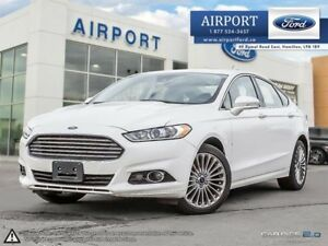 2015 Ford Fusion Titanium AWD with only 46,207 kms