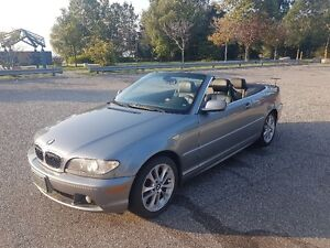 2004 BMW 3-Series Convertible with matching Hard Top