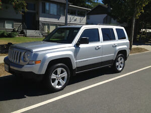 2012 Jeep Patriot North edition SUV, Crossover