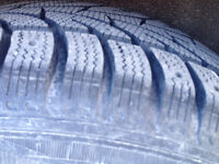 BMW X5 winter tire package
