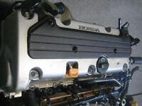 HONDA ACCORD DOHC I-VTEC 2.4L K24A ENGINE JDM K24A ELEMENT MOTOR