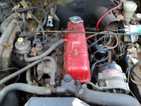 1976 MG Midget 1500 Engine and Misc Parts