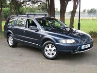 Volvo V70 XC CROSS COUNTRY 2.4 AUTOMATIC AWD**ESTATE**7 SEATS**FSH**
