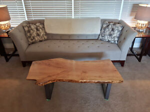 Live Edge coffee tables for sale