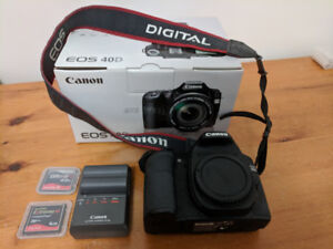 Canon 40D Body Only