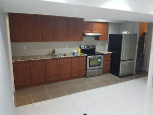 One Bed Room Basement Apartment For Rent $1200/Month