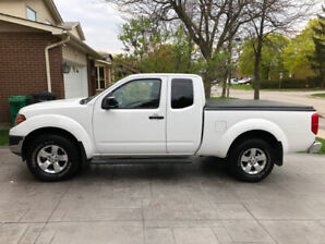 2012 Nissan Frontier SV 4X4 King Cab