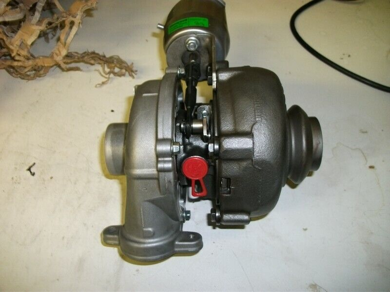 turbochargers  and actuators