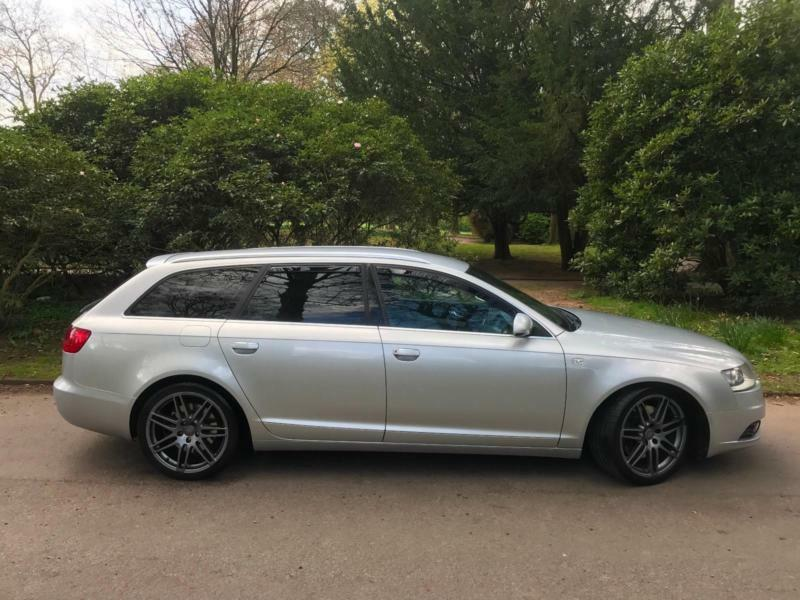 Audi A6 Avant 3 0tdi Quattro Auto Le Mans S Line Full Leather 19 Quot Alloys In Carlton