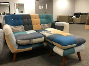 Brand new Fabric sofa on sale