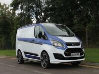 2014 64 FORD TRANSIT CUSTOM SPORT STYLE SWVC STICKER KIT