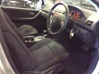 2008 Mercedes-Benz A Class 1.5 A150 Classic SE CVT 5dr Petrol silver CVT