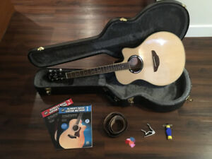 Yamaha APX500II Thinline Acoustic Electric Guitar