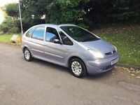 CITREON XSARA PICASSO 2.0 HDI Exclusive DIESEL