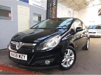 Vauxhall Corsa 1.2 i 16v SXi 3dr 1 OWNER ++ LOW MILEAGE