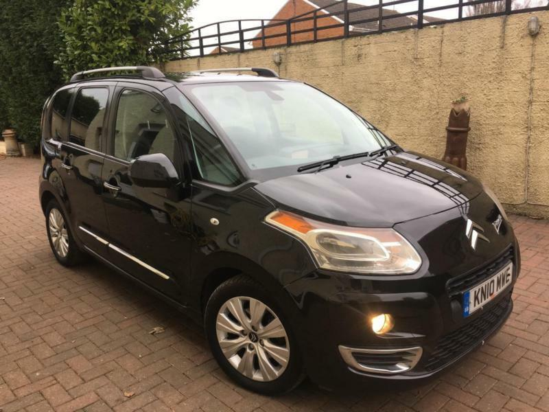 citroen c3 picasso 1 6hdi 16v 110bhp 2010my exclusive in exhall west midlands gumtree. Black Bedroom Furniture Sets. Home Design Ideas