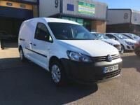 2012 62 VOLKSWAGEN CADDY MAXI 1.6 C20 TDI BLUEMOTION TECHNOLOGY 101 BHP DIESEL