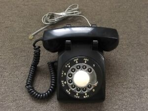 Vintage Antique Rotary Phone Works Perfectly