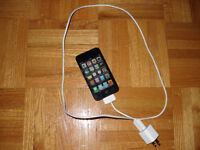 Ipod touch 4 - 8 gig