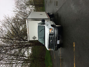2014 Ford E-350 Cube van Other