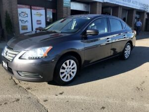 2014 Nissan Sentra S AUTO ONLY $8900