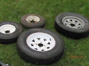 Trailer tires(no emails)