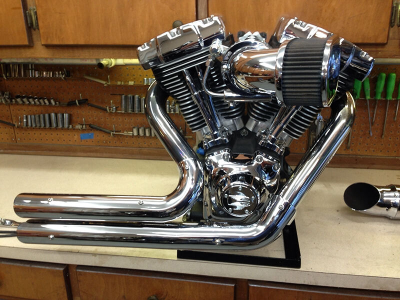 How to build a harley engine ebay for Motor city harley davidson hours